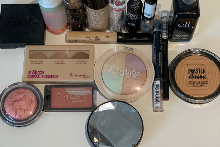 October drugstore makeup hits and misses (2018)