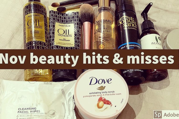 November 18 beauty hits and misses