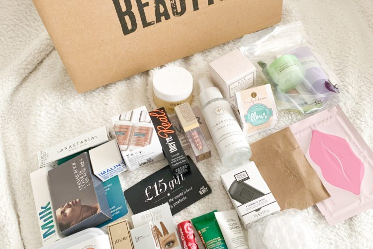The Cult beauty USA goody bag!!