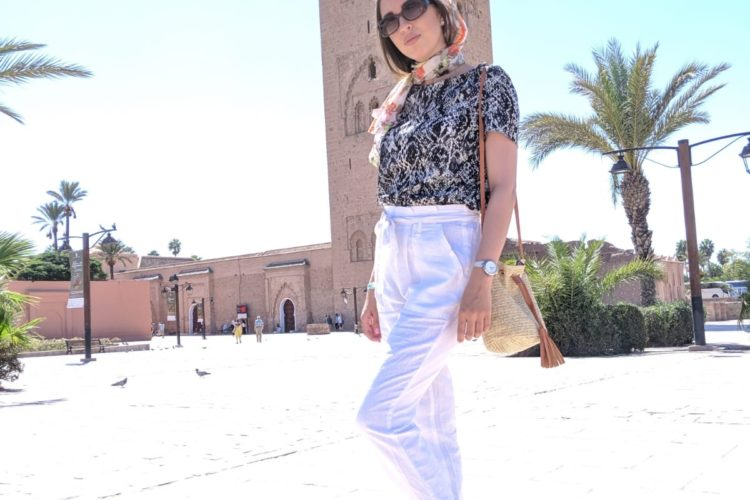 A trip to Marrakech