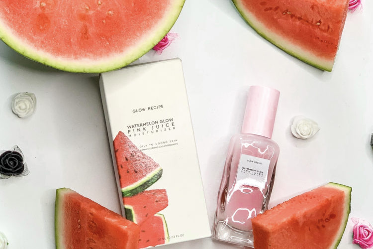 Review of the Glow Recipe watermelon pink juice moisturiser!