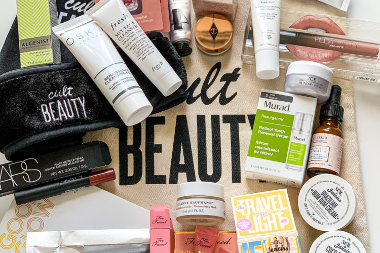 Cult Beauty Self Care Goody Bag 2020!