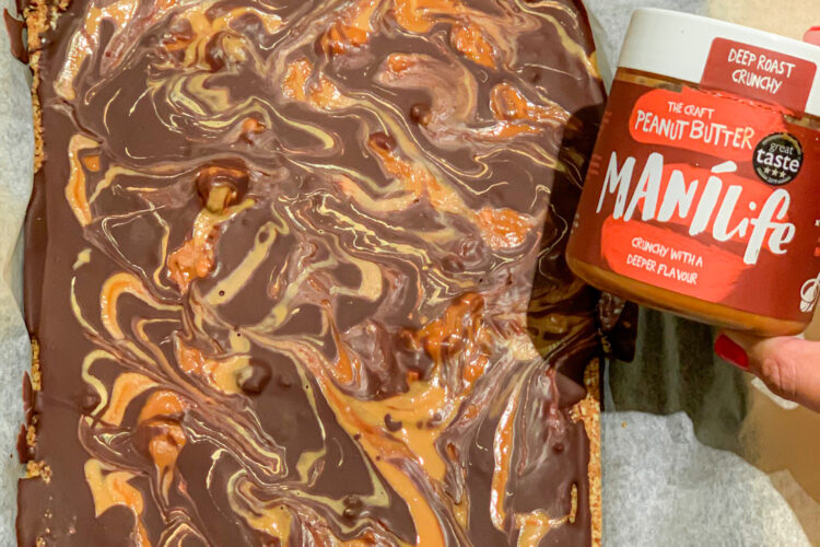 Why Manilife is my new fave peanut butter!