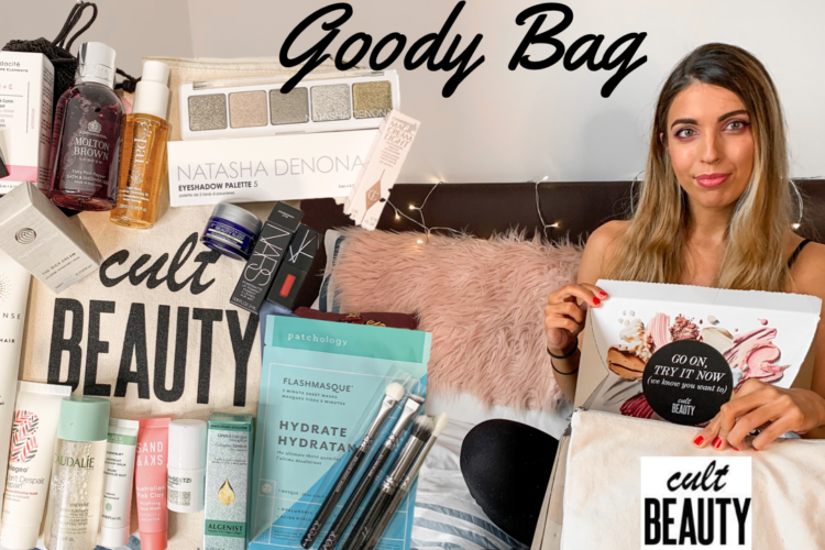 Cult Beauty Buyer's Edit Goody Bag 2020