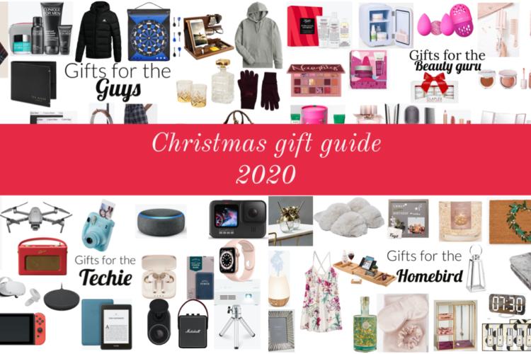 Christmas Gift guide 2020